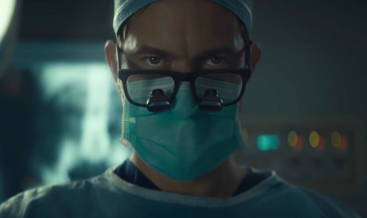 Top 10 TV dramas to stream right now : 02. Dr. Death on peacock